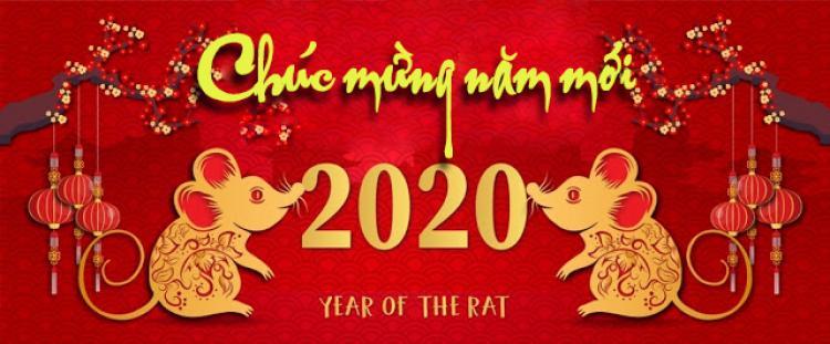 20+ NHỮNG LỜI CHÚC MỪNG NĂM MỚI NĂM CANH TÝ 2020 HAY NHẤT!