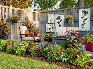 20 ý tưởng thiết kế cho sân vườn nhỏ