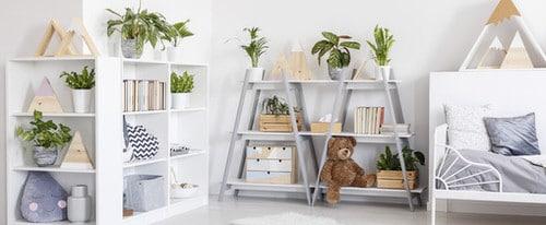 20 Ý tưởng về kệ trồng cây trong nhà bắt mắt